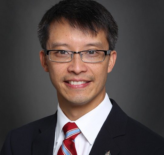 ARNOLD CHAN, MP for Scarborough-Agincourt