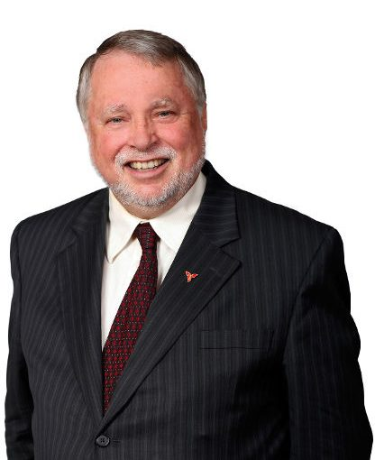 TED MCMEEKIN, MPP for Ancaster-Dundas-Flamborough-Westdale & former Provincial Minister
